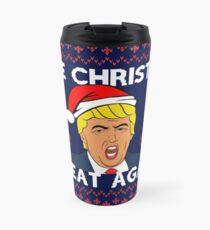 Make Christmas Great Again Travel Mug