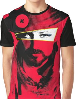 Boy George - Red Graphic T-Shirt