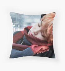BTS JIMIN Throw Pillow