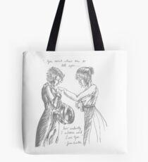 Queer Pride and Prejudice  Tote Bag