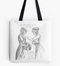 Queer Pride and Prejudice  Tote Bag
