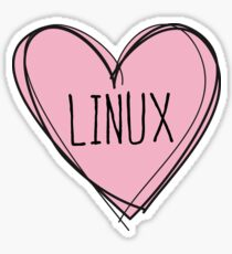 Linux Sticker