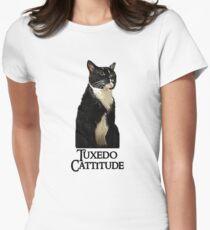 Tuxedo Cattitude T-Shirt