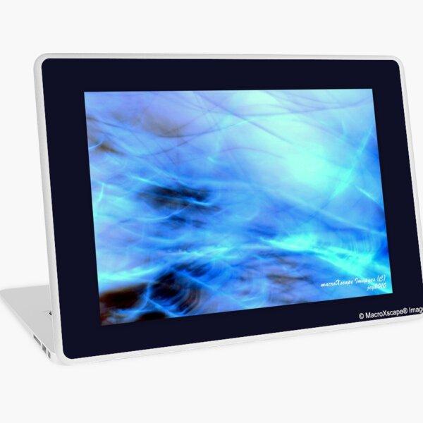 Rough Macro Sea World Laptop Skin