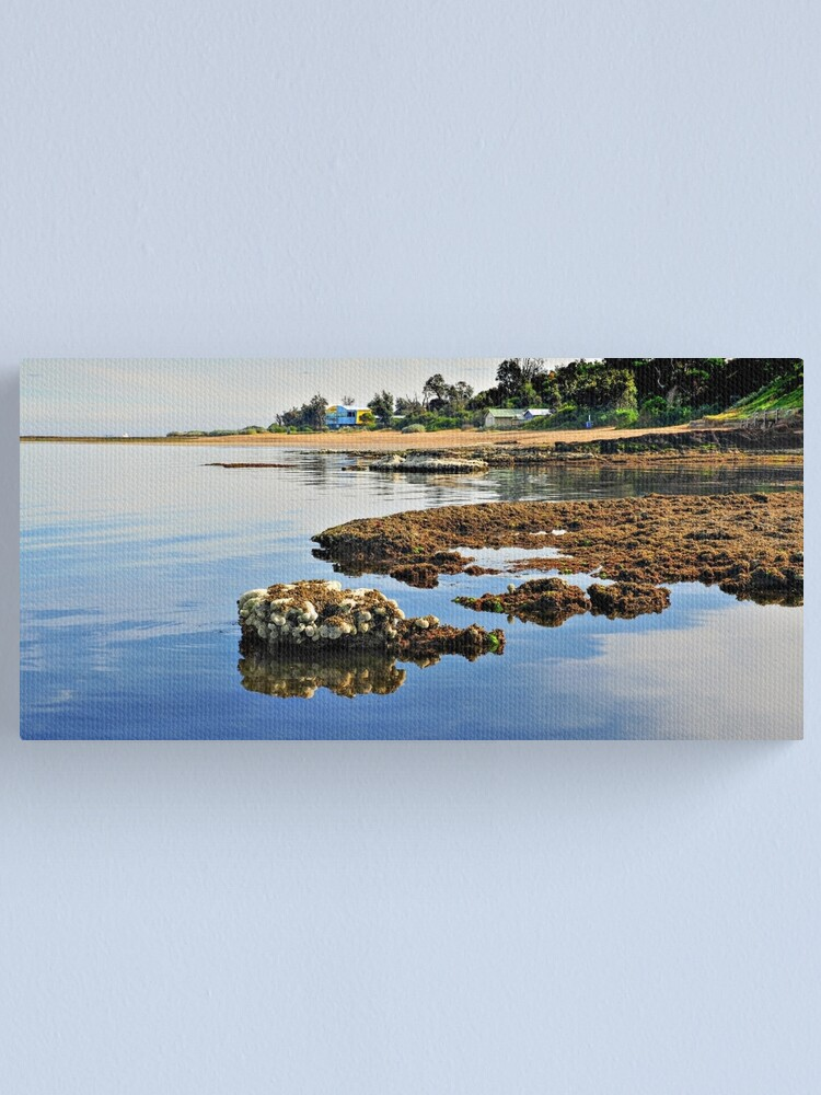 Alternate view of Rickett's Point Beaumaris Canvas Print