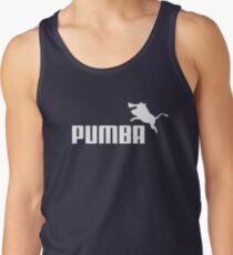 Pumba Logo Tanktop für Männer