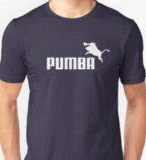 Camiseta unisex Logotipo de Pumba