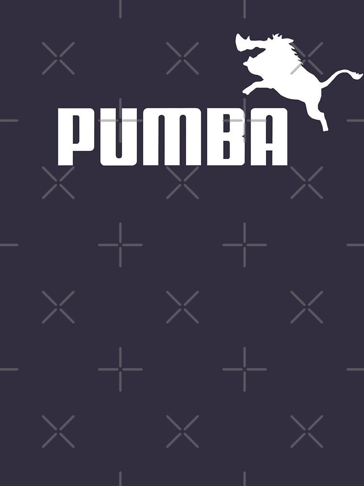 Pumba Logo | Unisex T-Shirt