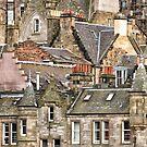 Edinburgh Facades by Walter Quirtmair