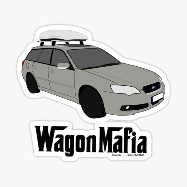 Roof Rack Stickers Redbubble
