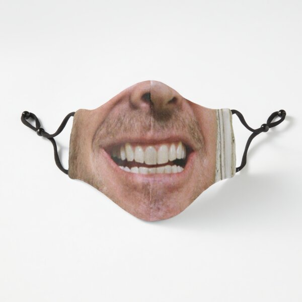 The Shinning face mask Fitted 3-Layer