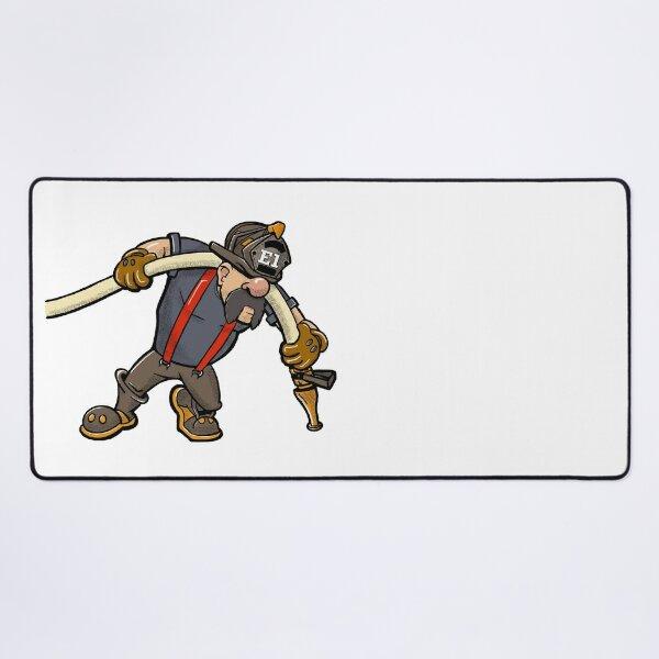 Nozzle Man E1 Desk Mat