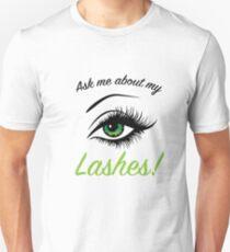 Lashboost Showoff Unisex T-Shirt