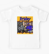 FRIDAY! Kids Tee