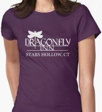 Gilmore Girls – Dragonfly Inn Women's Fitted T-Shirt