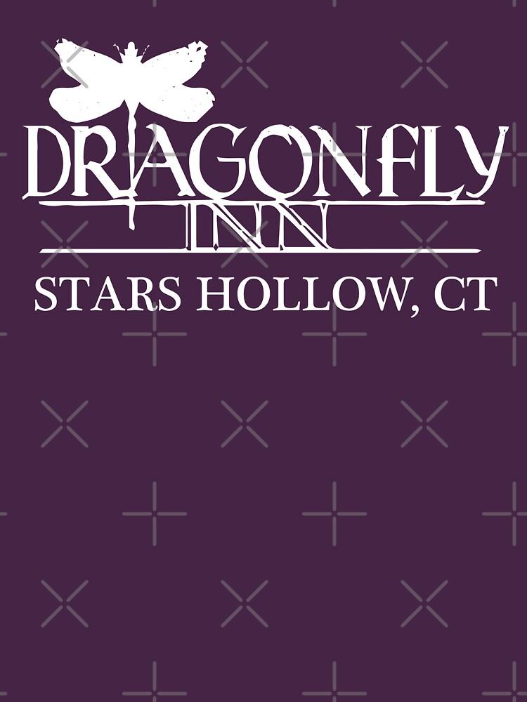 TShirtGifter presents: Gilmore Girls  Dragonfly Inn | Unisex T-Shirt