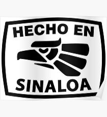 Sinaloa Mexico Poster