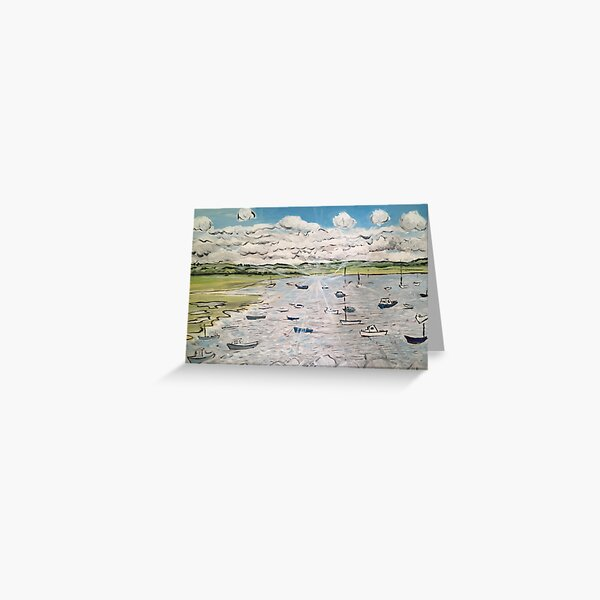 Calm, Peace, Tranquility Greeting Card