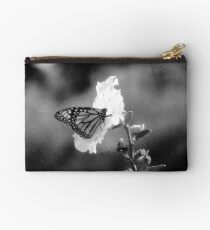 Infrared Butterfly Studio Pouch