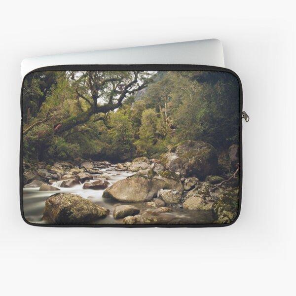Forest Stream - Fiordland National Park Laptop Sleeve