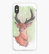 Deer Bust iPhone Case/Skin