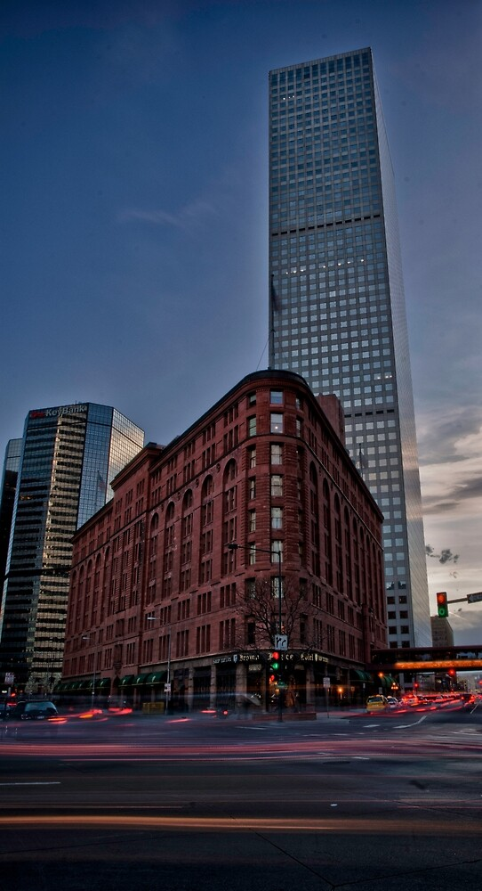 The Brown Palace by anorth7