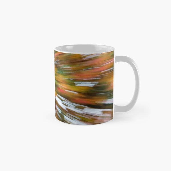 Leaf Abstract 3 Classic Mug