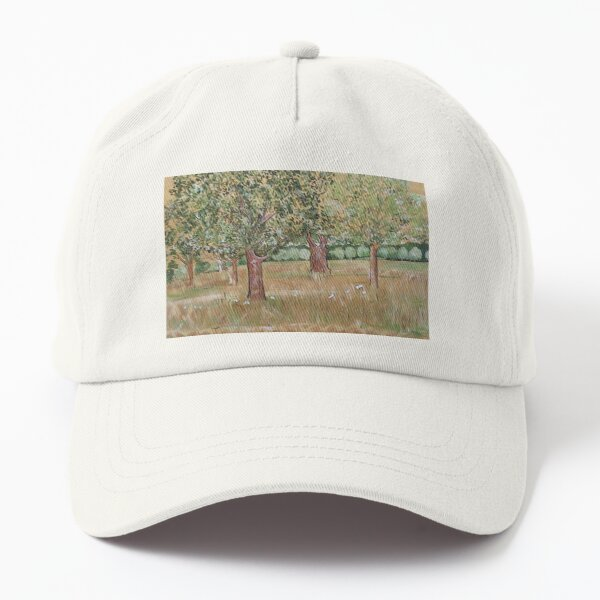 Scorching Heat And Withered Grass Dad Hat
