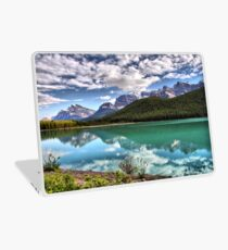 Waterfowl Lake, Banff National Park Laptop Skin
