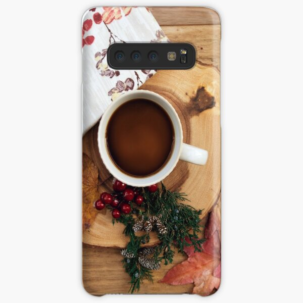 Coffee Samsung Galaxy Snap Case
