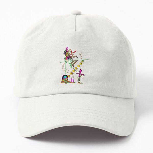 Wildflower Dad Hat
