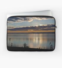Sunrise in Digby - Nova Scotia Laptop Sleeve