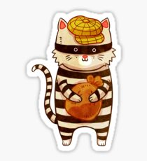 Catburglar Sticker