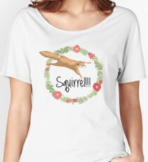 Squirrel!!! Women's Relaxed Fit T-Shirt