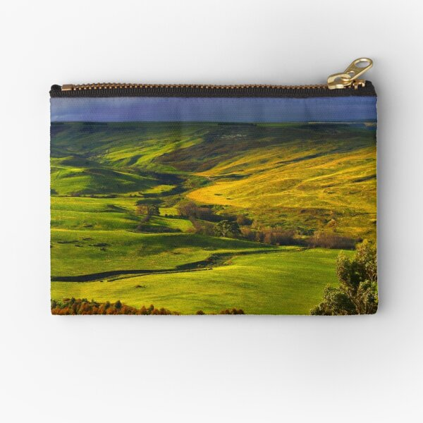 Rowsley Valley Zipper Pouch
