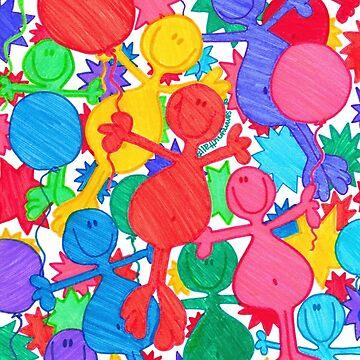 One Balloon Each... by sammynuttall