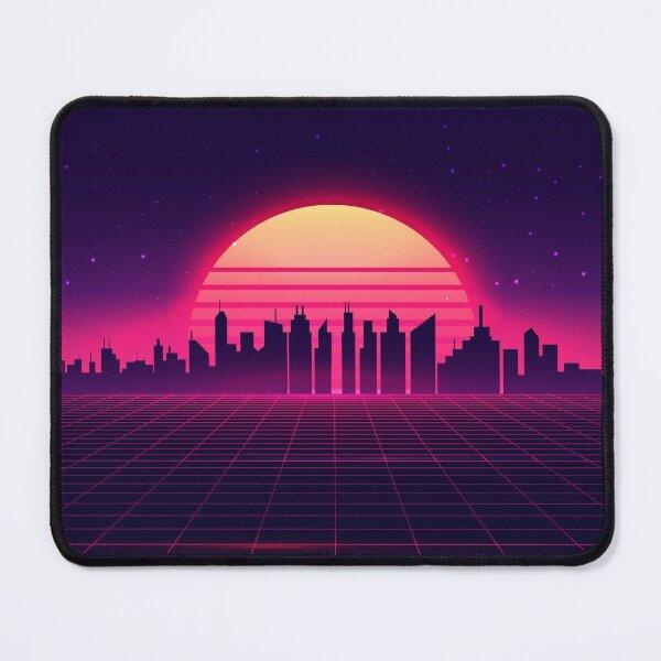 Retrowave Mouse Pad