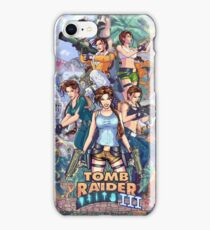 Tomb Raider III - 20 Years of Tomb Raider iPhone Case/Skin