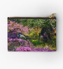 Resting amongst the Heather Studio Pouch