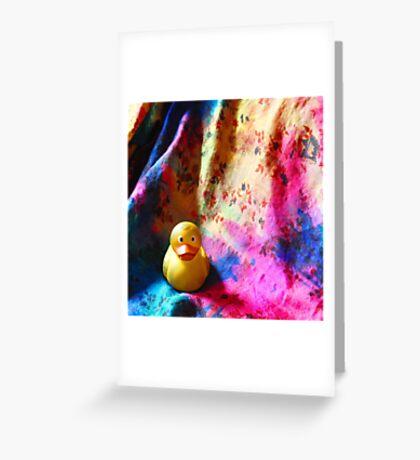 Felix - Silk Greeting Card