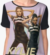 Kylie Minogue - What Do I Have To Do? - 90's Music Women's Chiffon Top