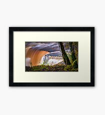 Aysgrth Falls Framed Print