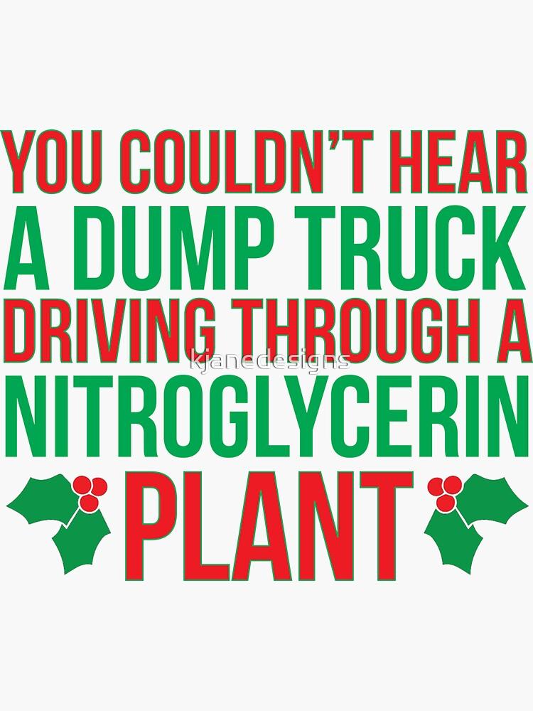 Nitroglycerin Plant by kjanedesigns