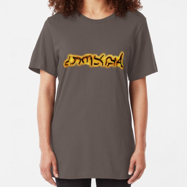 Sonnenlichtbeschwörungszeichen Slim Fit T-Shirt