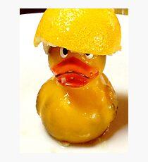 Felix  - Lemon Head One Photographic Print