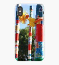 Wacky Quacker  iPhone Case