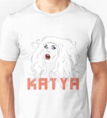 Crying Katya alt. Version Unisex T-Shirt