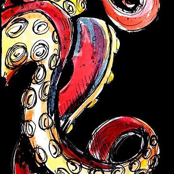 Tentacles II by acompanyofn3rds