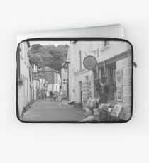 Polperro Village Laptop Sleeve