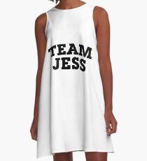 Team Jess A-Line Dress